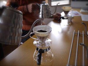 コーヒーセミナー終了!