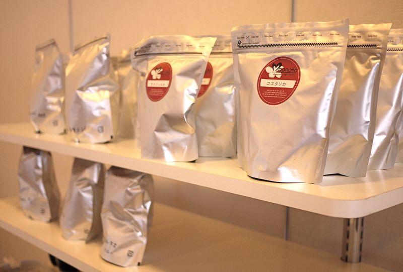 スバル ホスピタリティでマグノリアのコーヒーをご採用いただきました! ②