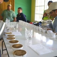 "Honduras 2014 Coffee Hunting Tour, Magnolia Coffee Roasters • <a style=""font-size:0.8em;"" href=""http://www.flickr.com/photos/37169974@N03/13346777705/"" target=""_blank"">View on Flickr</a>"