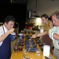 """Cupping lecture for me • <a style=""""font-size:0.8em;"""" href=""""http://www.flickr.com/photos/37169974@N03/3910873419/"""" target=""""_blank"""">View on Flickr</a>"""