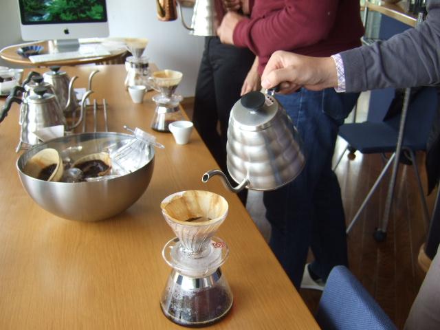 コーヒーセミナー風景2