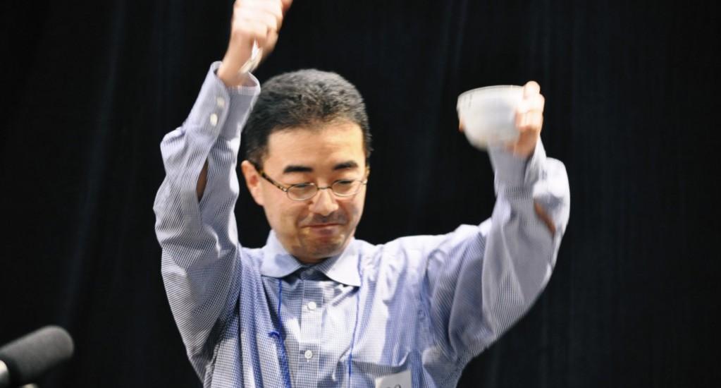 コーヒーの競技会/SCAJ