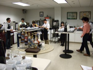 SCAA CUPPING JUDGE 3 2006
