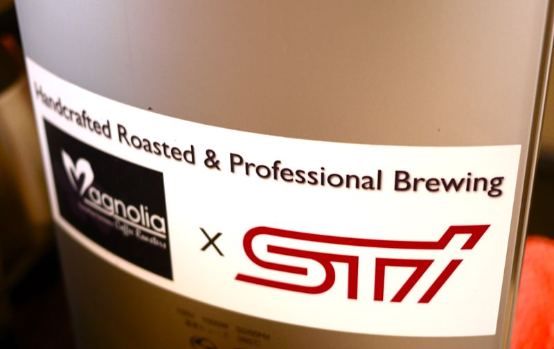 STI-MAGNOLIA COFFEE