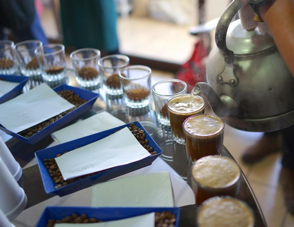 コーヒー生産国訪問写真 グアテマラ アンティグア GUATEMALA ANTIGUA スペシャルティコーヒー