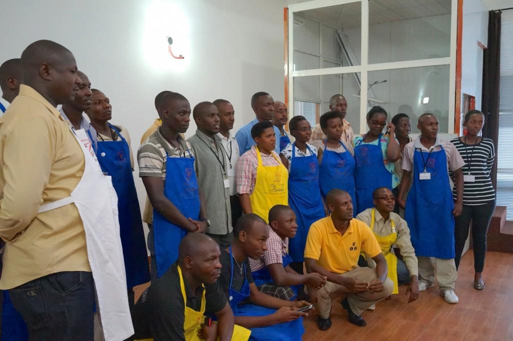 COE Burundi 2014