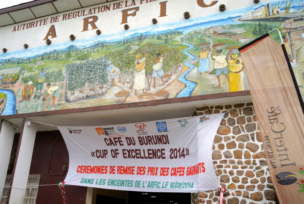COE BURUNDI2014