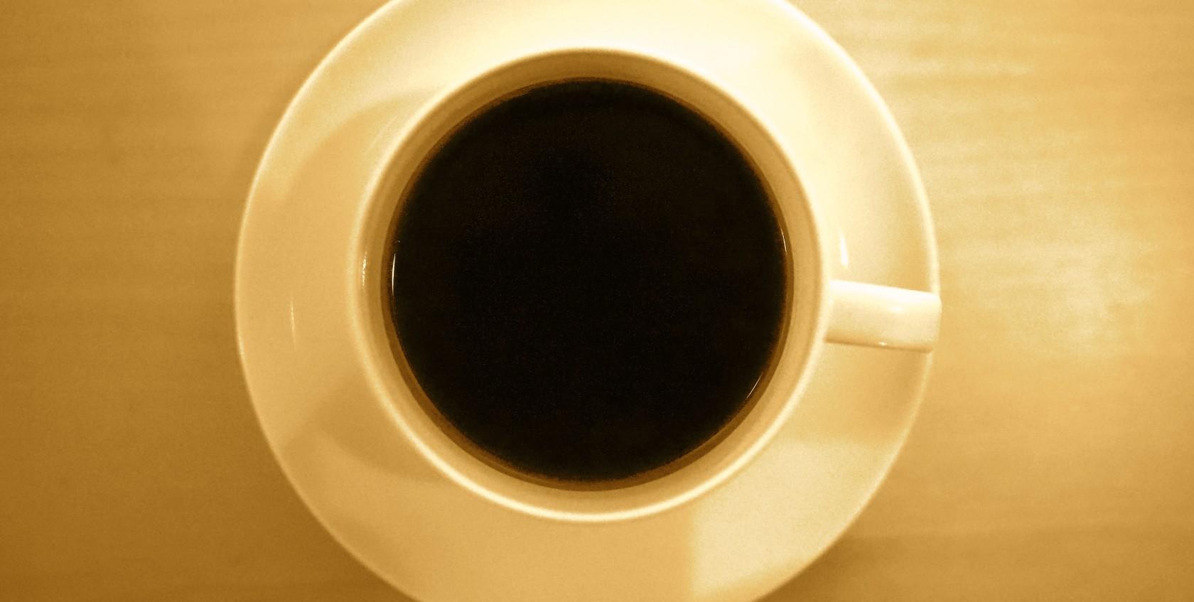 一杯のコーヒーの可能性を信じて