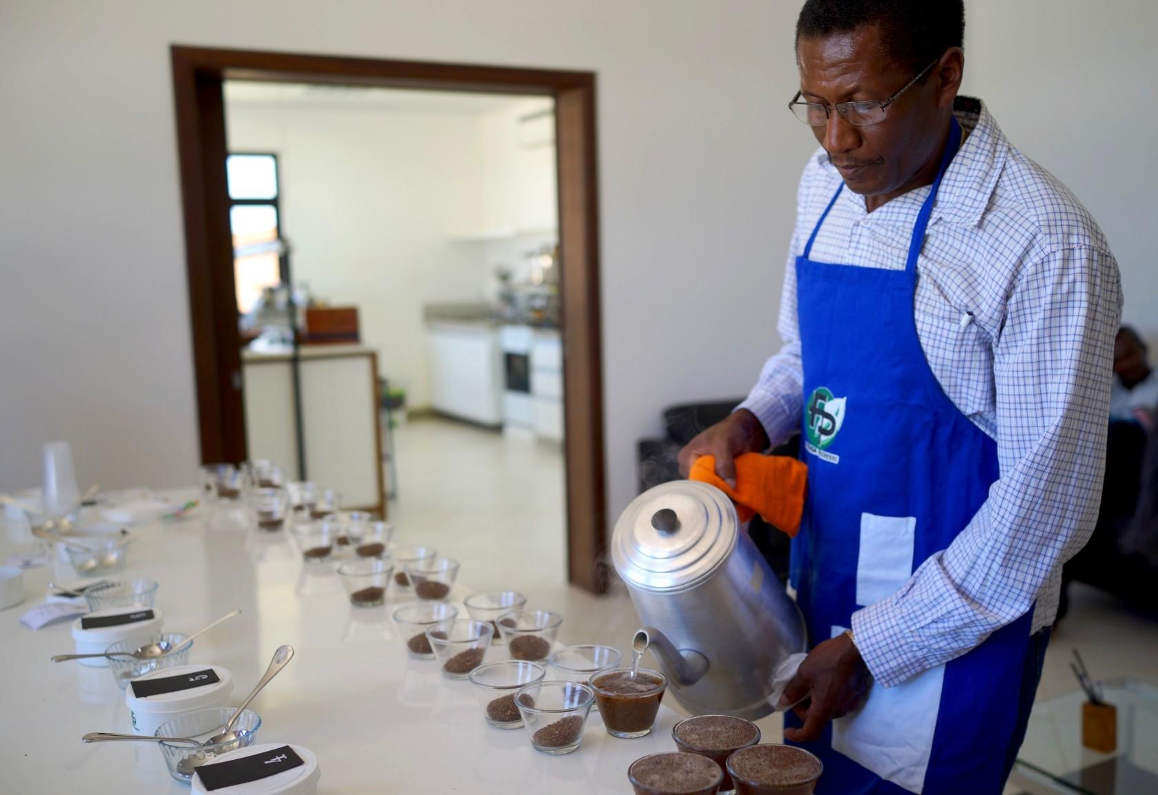 ブラジルスペシャルティコーヒー素材買付2015