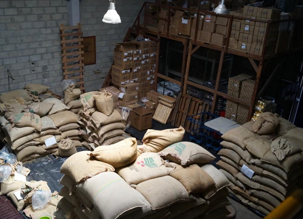 スペシャルティコーヒー素材買付2015 ブラジル