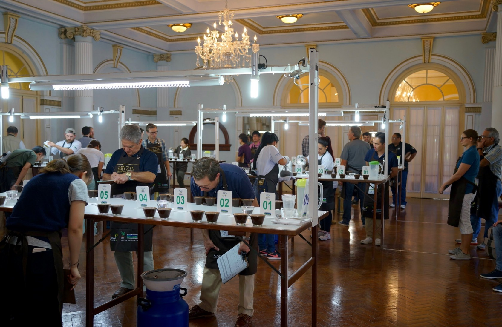 Cup of Excellence Brazil 2015 Pulped Naturals