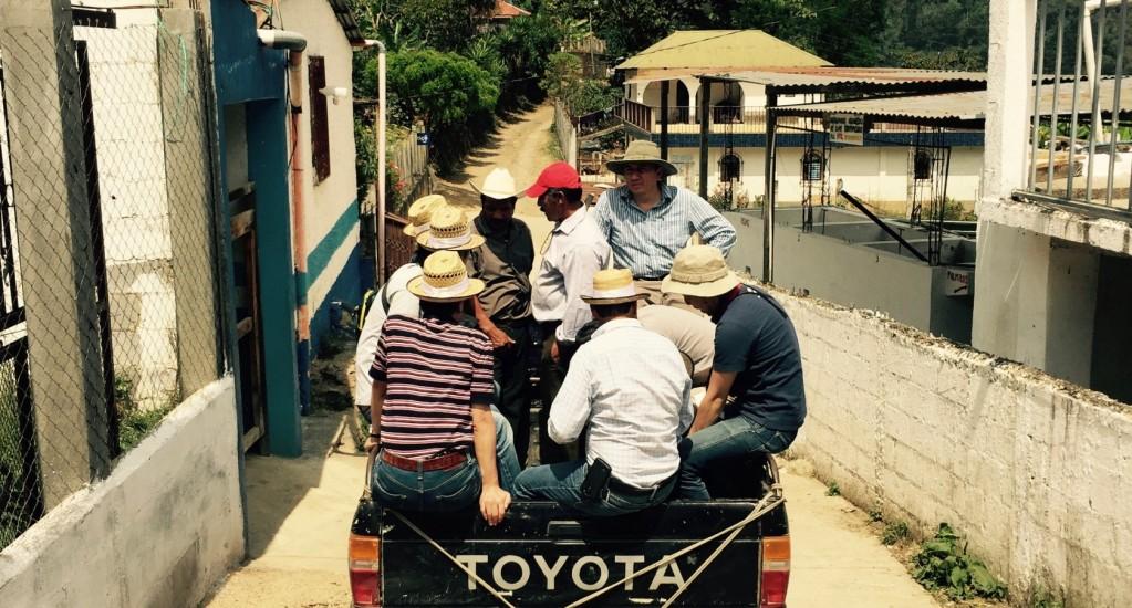 スペシャルティコーヒー素材買付の旅2016年 ⑤(グアテマラ)