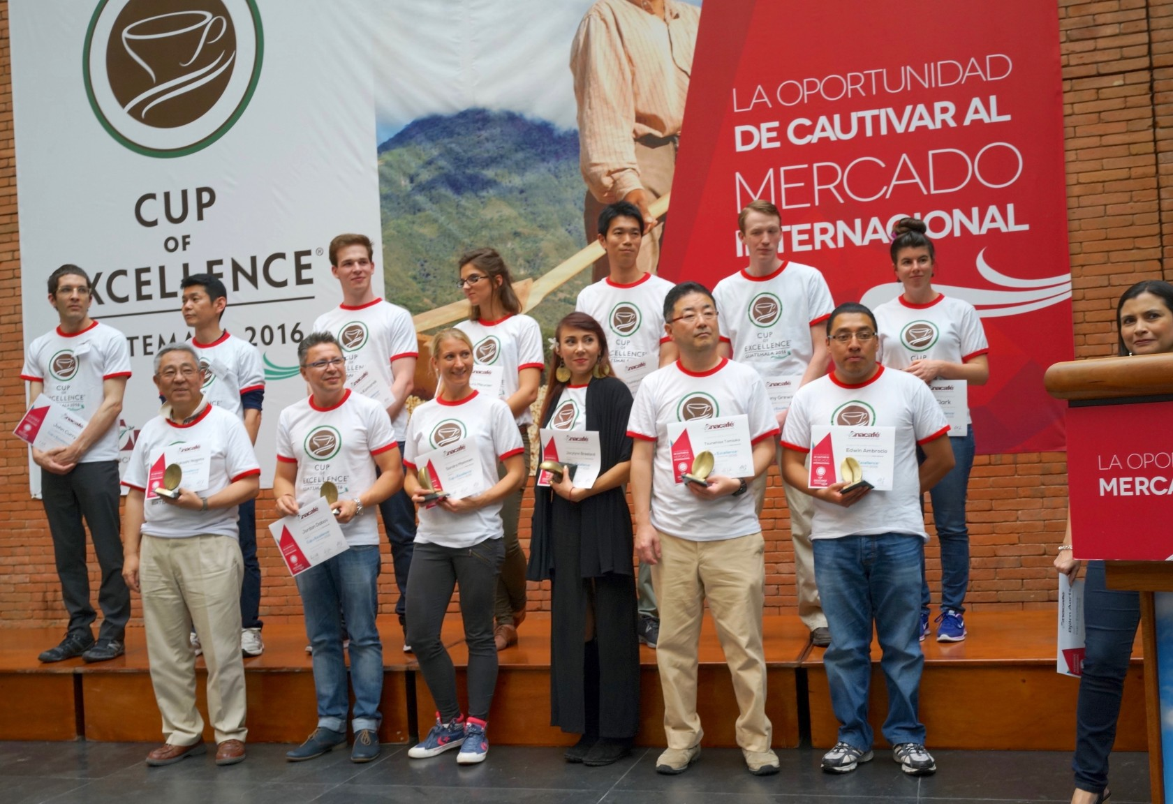 Cup of Excellence 2016 Guatemala