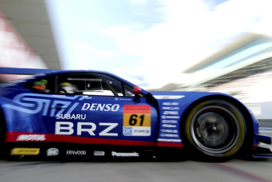 SUBARU BRZ GT300 Rd.6鈴鹿 優勝おめでとうございます!