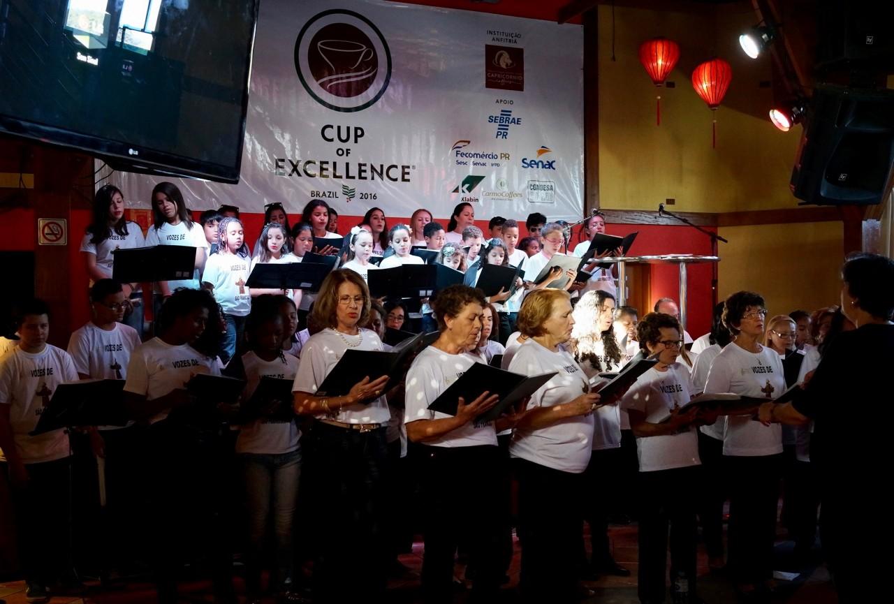カップ・オブ・エクセレンス ブラジル 2016
