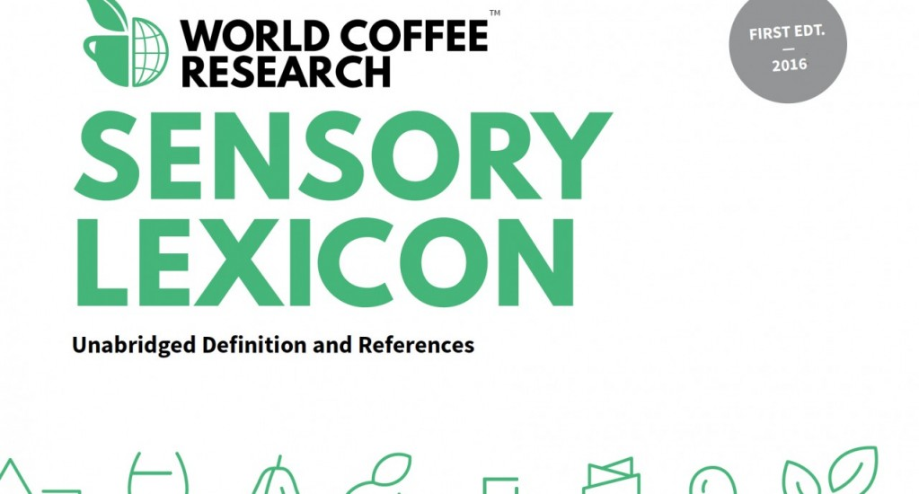 WORLD COFFEE RESEARCH™ SENSORY LEXICON(日本語版)がSCAJで承認されました