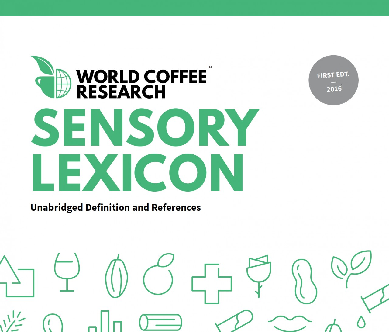 WORLD COFFEE RESEARCH™ SENSORY LEXICON(日本語版)がSCAJで承認されました