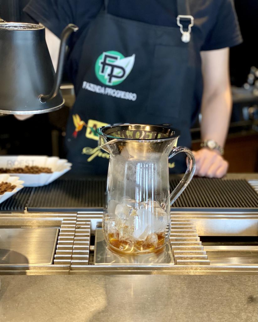 coffee brew bar 金、土、日オープンです!